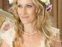 Helen Cook Hair & Makeup Artist Cape Town Wedding Bridal Camelot Inspired Styled Shoot Noordhoek