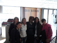 Bobbi Brown Seminar Make Up Artists with Tia Hebron Cape Town